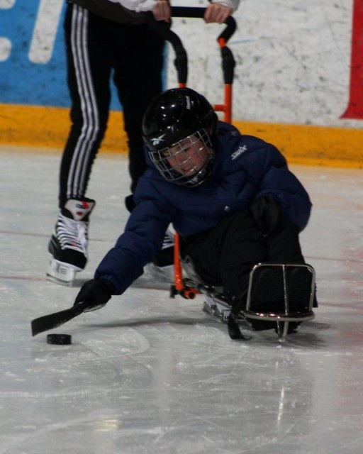 Kjelkehockey
